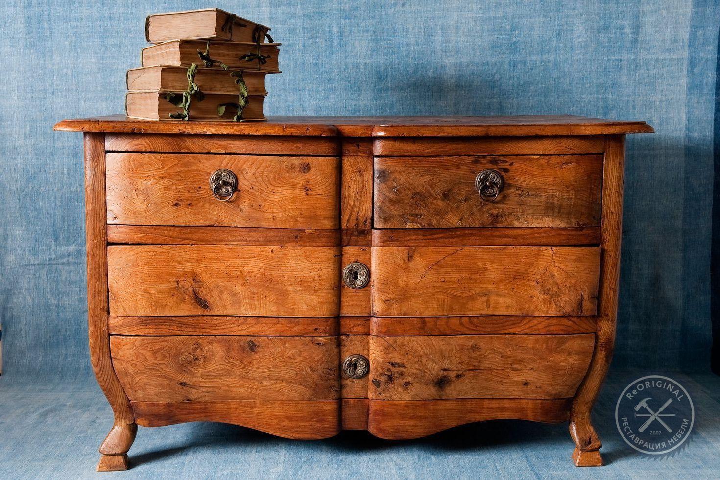 Реставрация старинной мебели