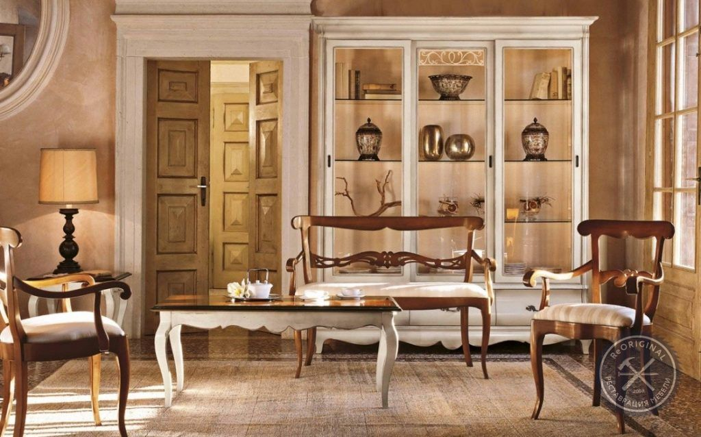 Отреставрировать мебель в Москве