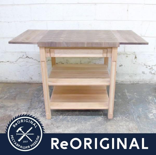 Изготовление кухонного стола