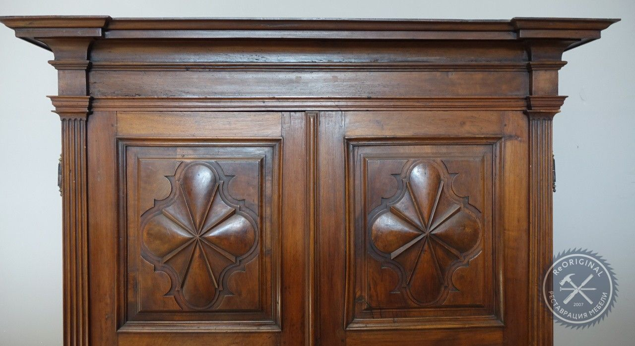 реставрация мебели москва