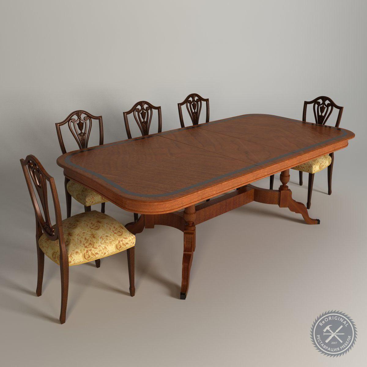 Реставрация современной мебели