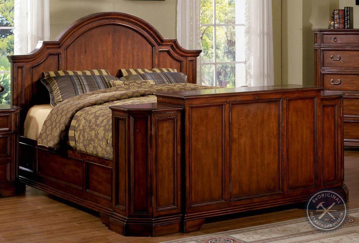 Реставрация кровати