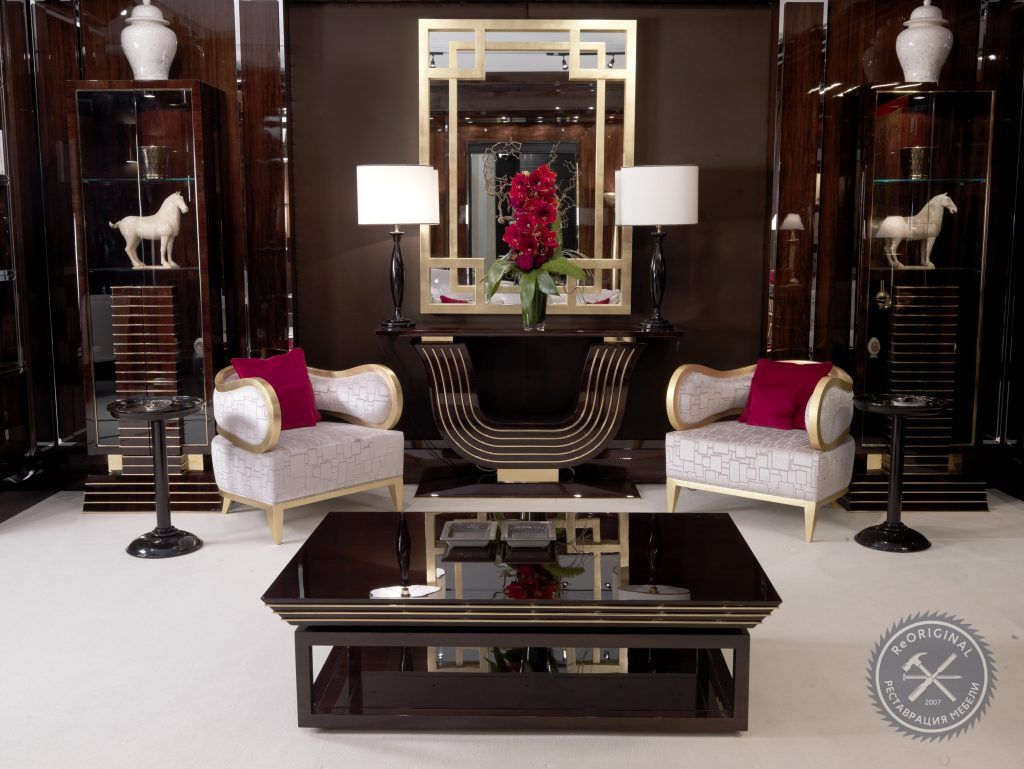 Лакированная мебель реставрация